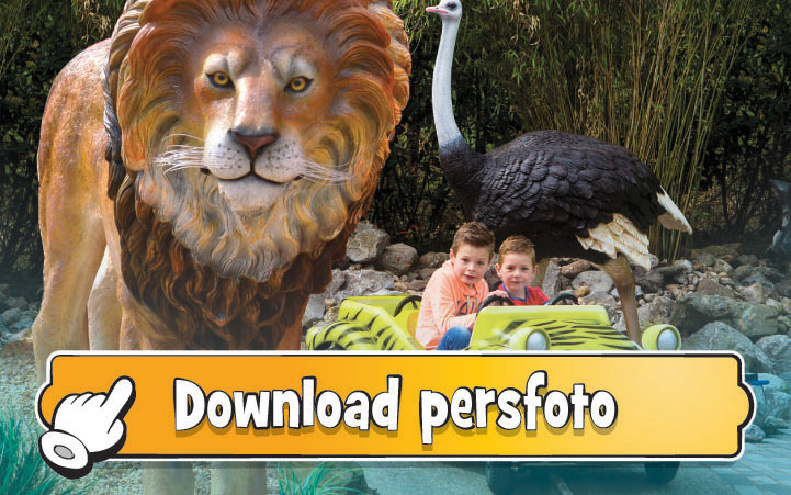 Download persfoto Safaribaan