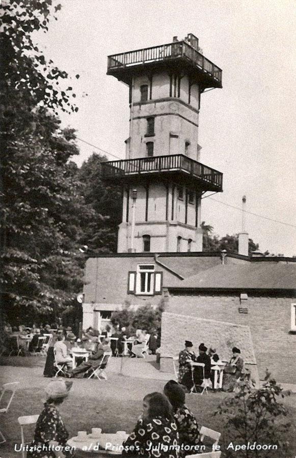 geschiedenis Julianatoren